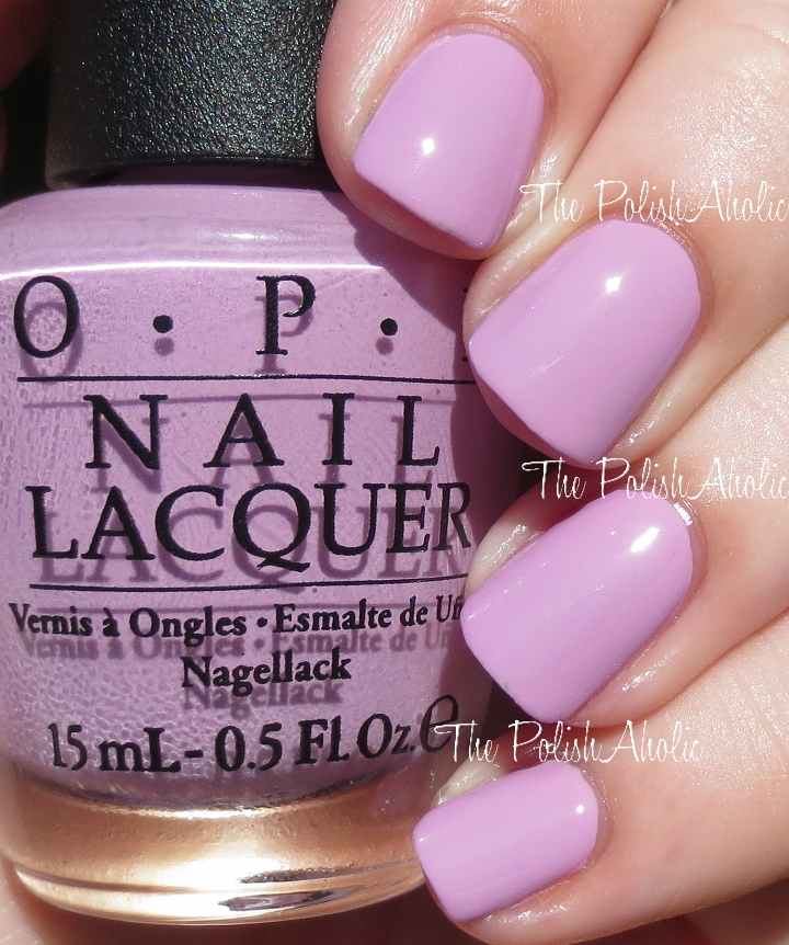 The PolishAholic: OPI Fall 2015 Venice Collection Swatches & Review