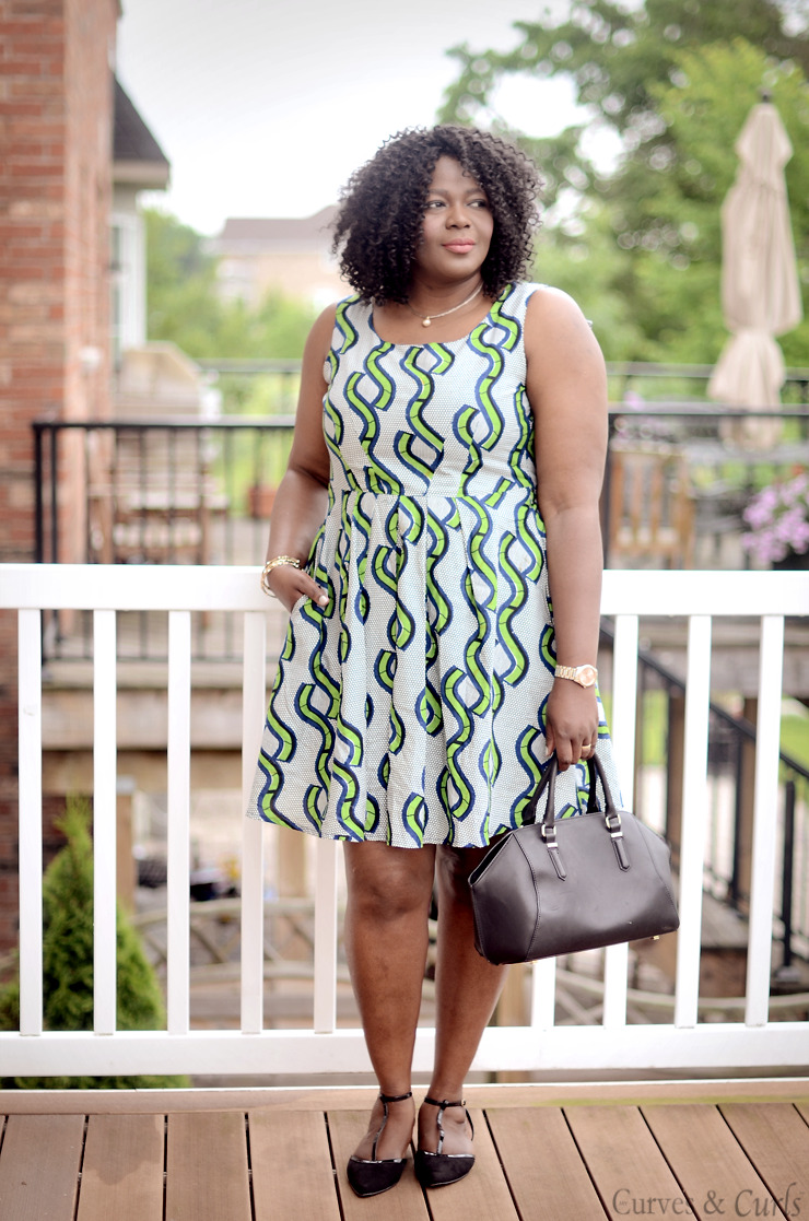 Where to buy plus size African print designs