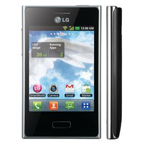 CELULAR LG E400F SMARTPHONE (cod 19864 0) - imagens do celular lg e400