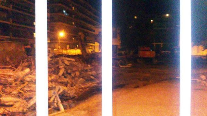 Γκρεμίστηκε το κλειστό γυμναστήριο του Πειραματικού στην Ανθέων-Το χρησιμοποιούσε ο Μέγας  Αλέξανδρος για τις ακαδημίες του
