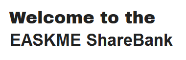 EASKME ShareBank
