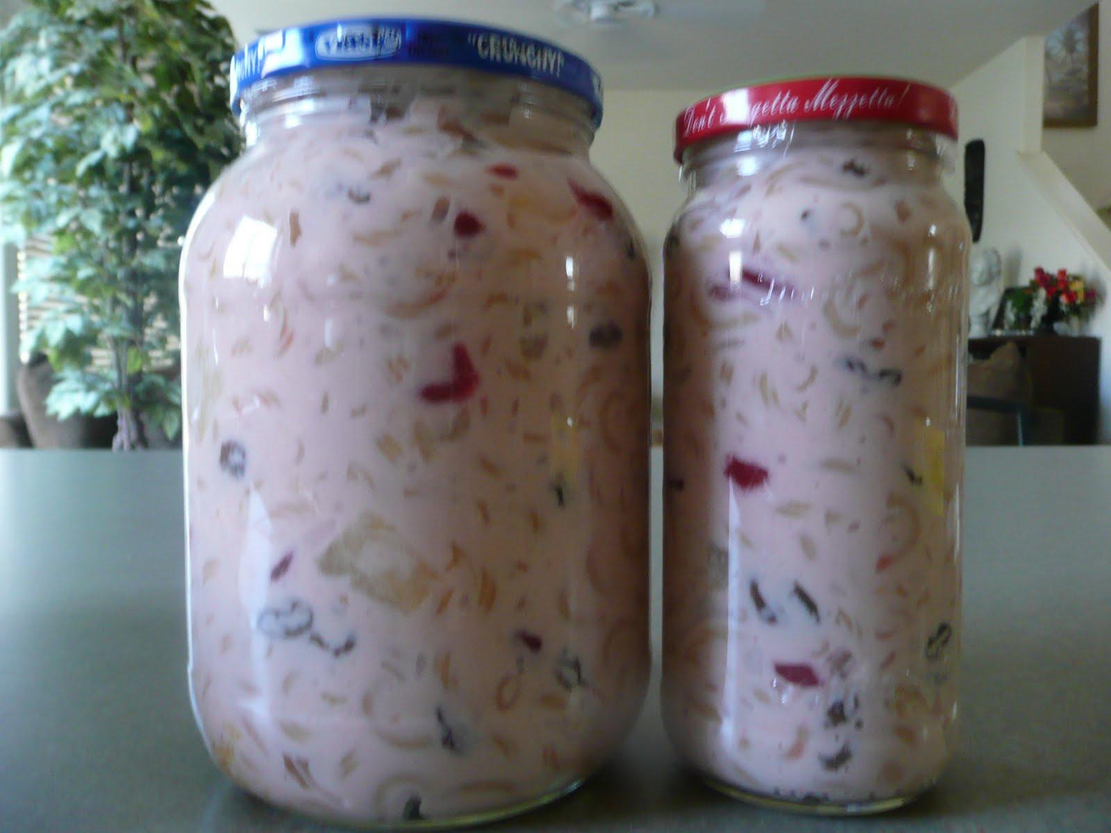 Sweet pasta salad recipes