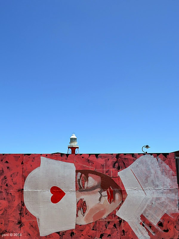 wonderwalls port adelaide - love nurse