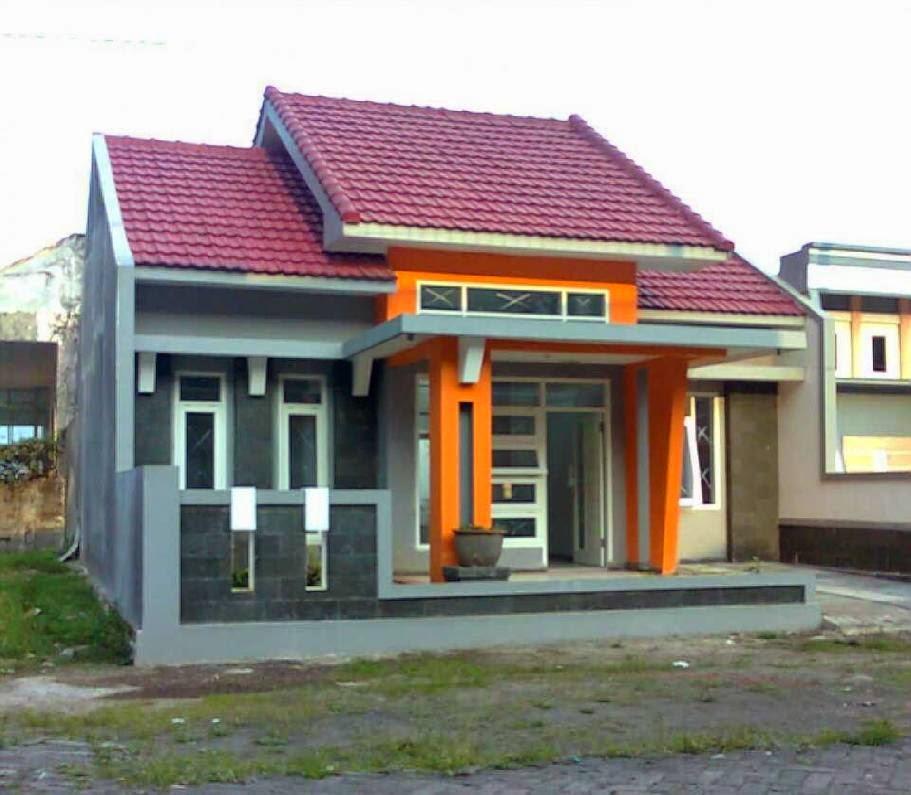 Bangunan Rumah Minimalis Sederhana kooltips