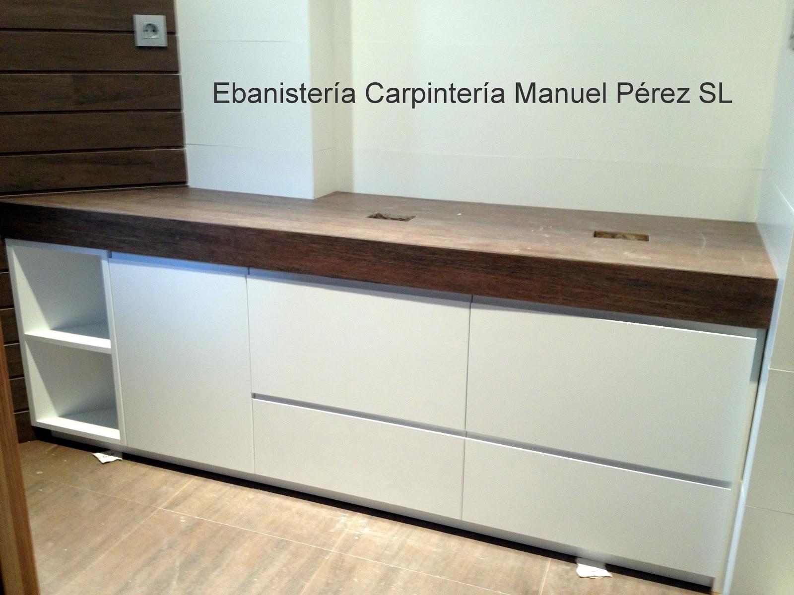 Baño Principal Medidas: MANUEL PEREZ ( Zaragoza ): Mueble de baño a medida ( Zaragoza