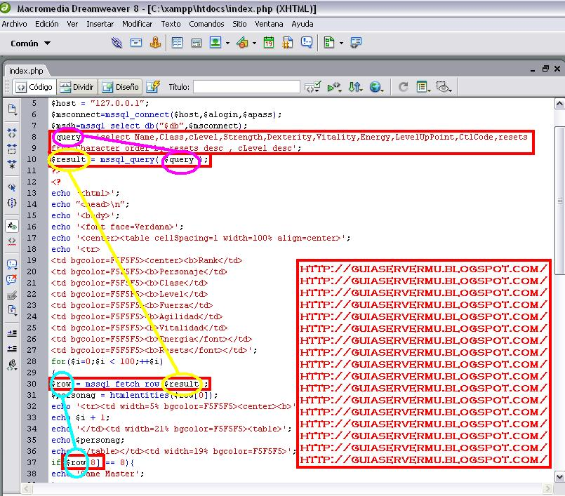 Pasaje de variables en php