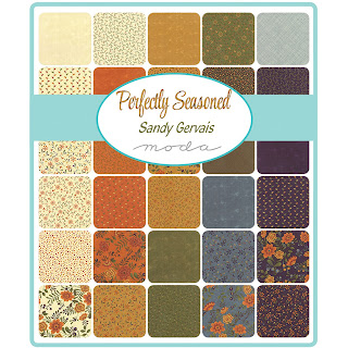 Moda PERFECTLY SEASONED Fabric by Sandy Gervais for Moda Fabrics