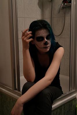 Corpse Paint // Halloween