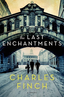 The Last Enchantment, Charles Finch cover