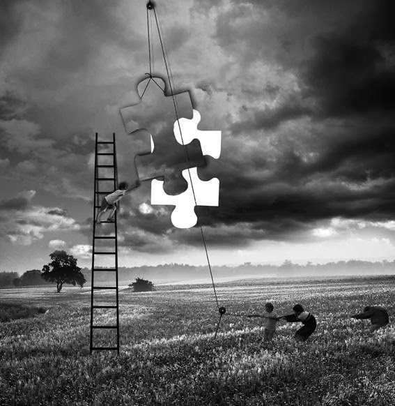 Surreal Photography by Alastair Magnaldo