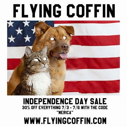 www.flyingcoffin.com