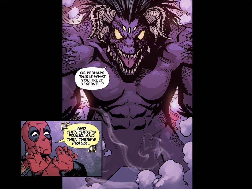 Deadpool & Cable – Split Second Infinite Comic 001   View Comic