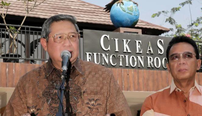 SBY Akan Buka Bersama Prabowo-Hatta dan Jokowi-JK