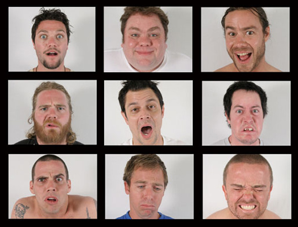The Cast Of Jackass Number Two