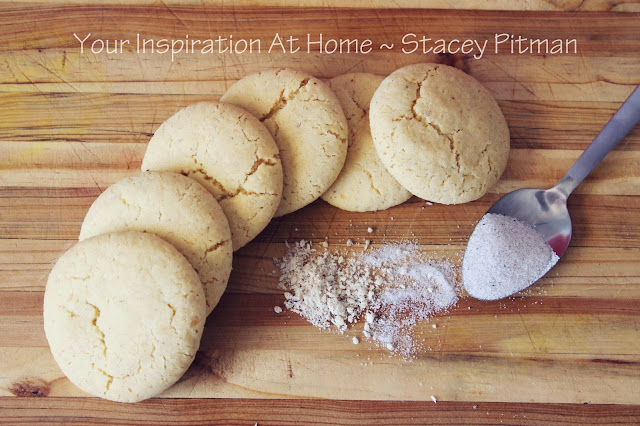... At Home Consultant ~ Stacey P: Chewy Lime & Coconut Sugar Cookies