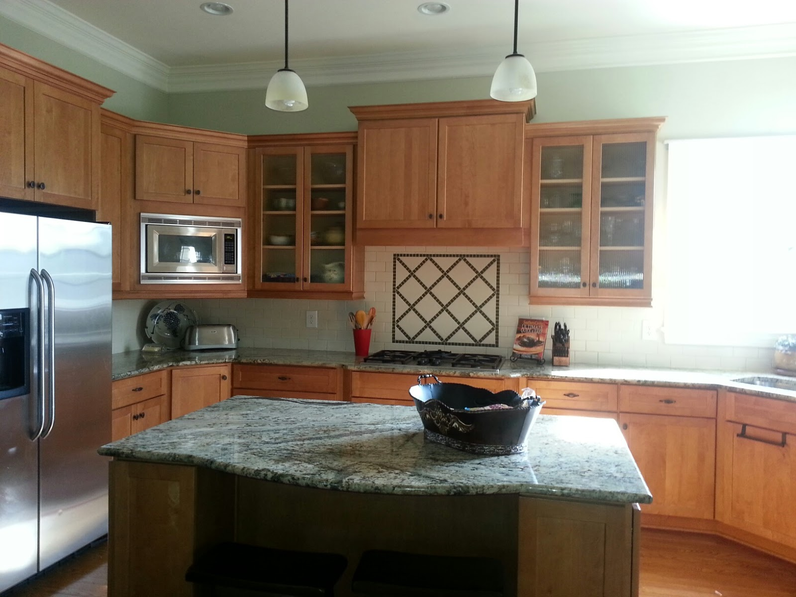 The Seifert Saga Continued  Kitchen Re Design U0026 GIVEAWAY