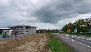 Bereich der bandkeramischen Siedlung und des Kultplatzes Herxheim
