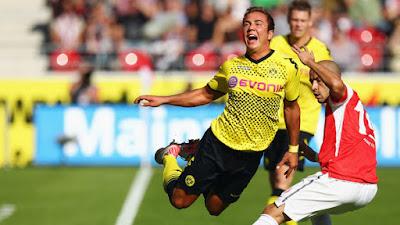 Mainz 1 - 2 Borussia Dortmund (1)