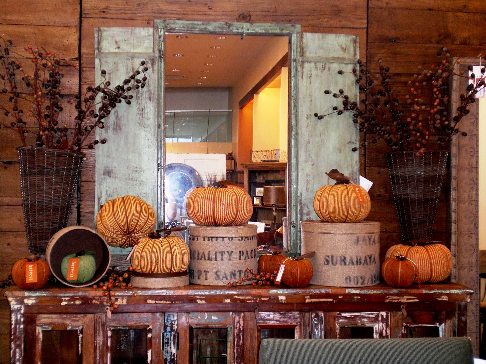 Fall home decor projects