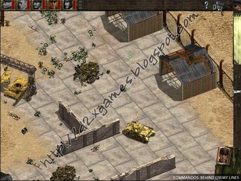 Free Download Games - Commandos Ammo Pack