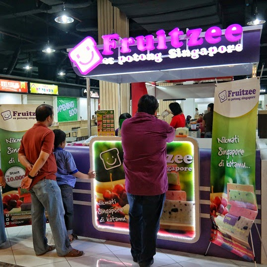 cerita makan, fruitzee, es potong singapore, jogja city mall, kuliner jogja, yogyakarta