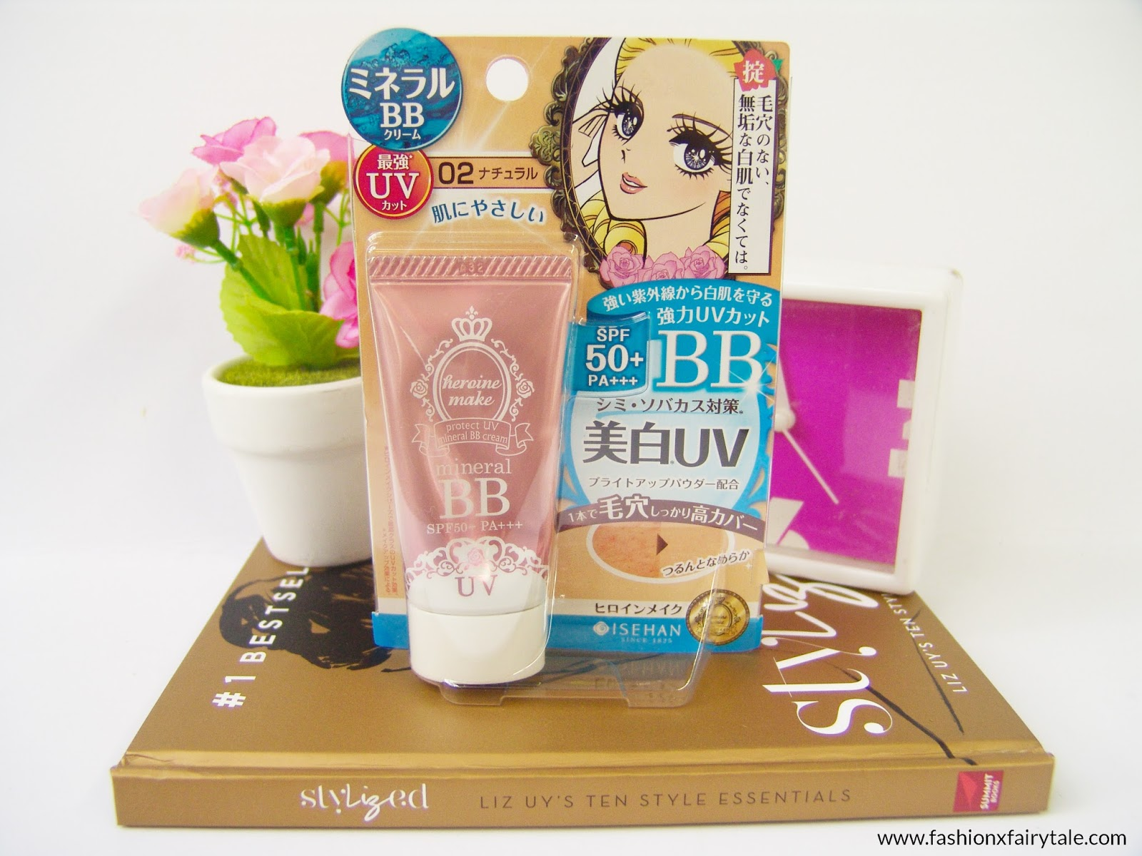 Heroine Make Mineral BB Cream | Review & Swatches