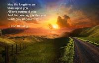 "Мантра удачи и хорошего пути: Snatam Kaur ""Long Time Sun""."