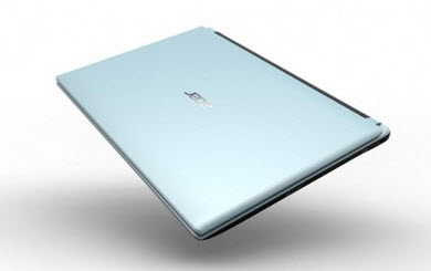Acer Slime Aspire V5 Airy Blue