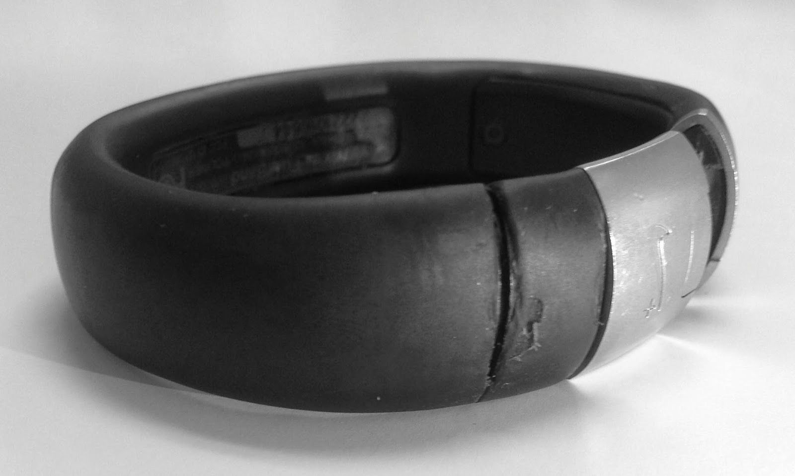 How To Nike: My Tattered Fuelband
