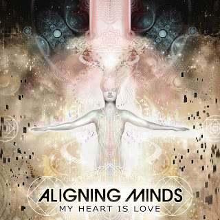 aligning minds my heart is love