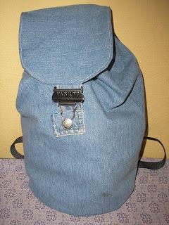 Мастер класс рюкзак своими руками 98