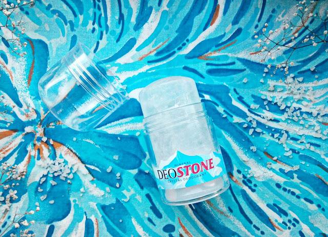 Минеральный кристаллический дезодорант