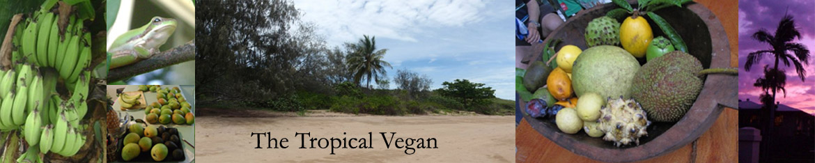 the tropical vegan
