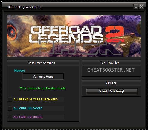Offroad Legends 2 Download Hack