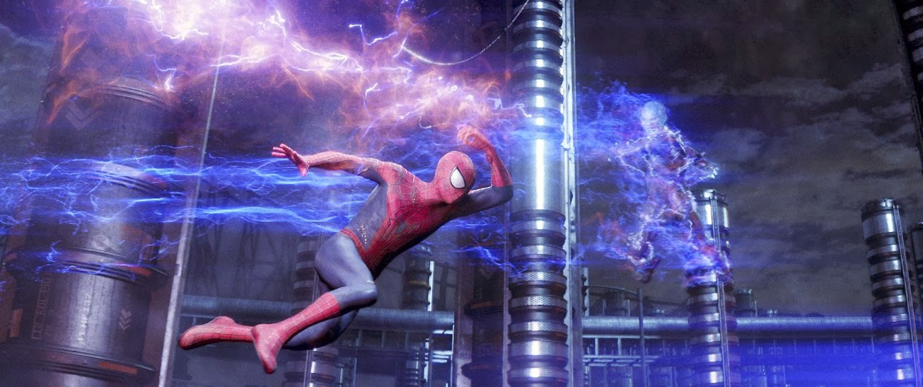 The Amazing Spider-Man 2 : The Rise of Electro