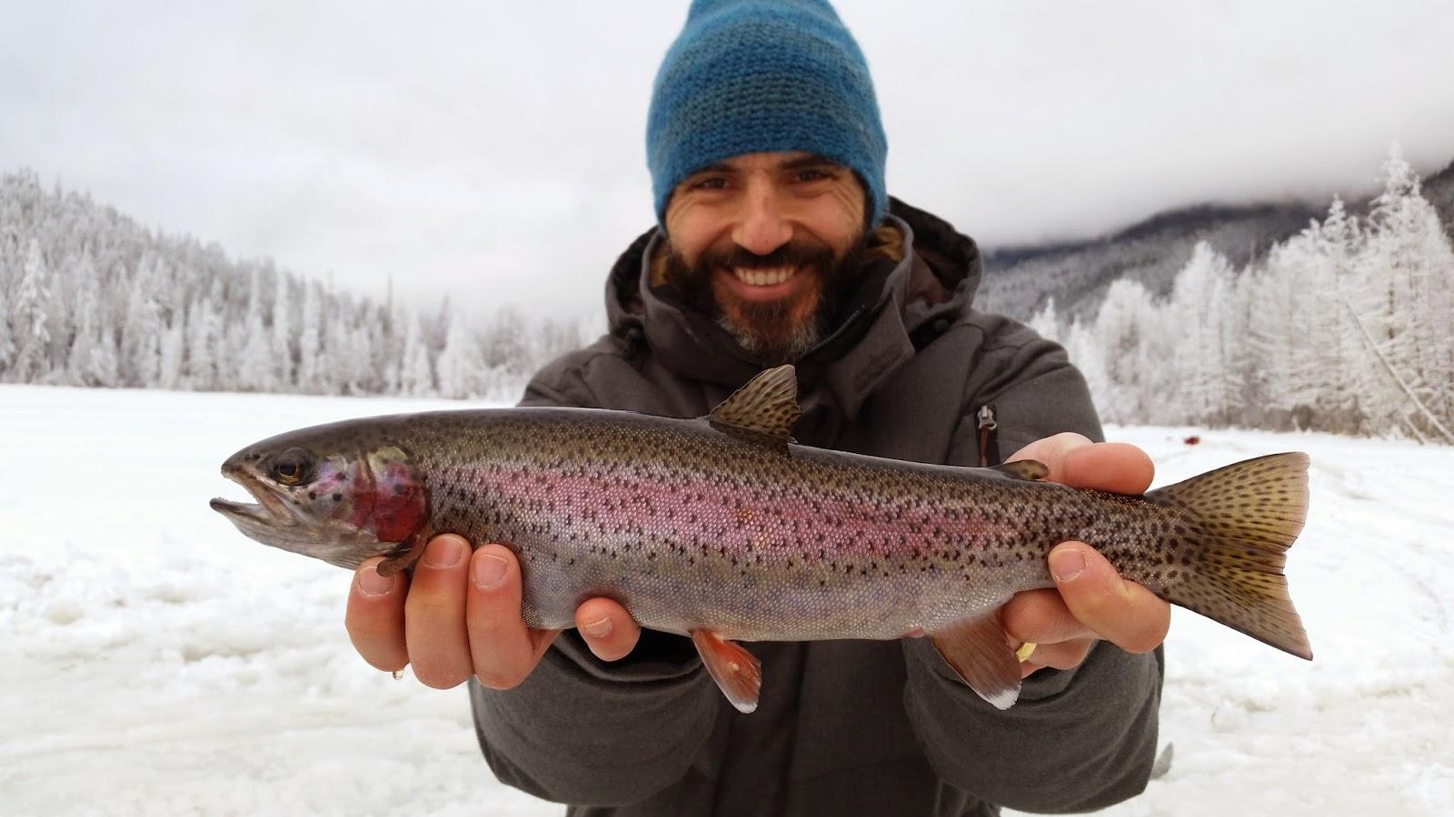 Pemberton Fish Finder Bc Fishing Reports Whistler
