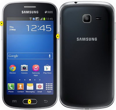 Cara Reset Samsung Galaxy Star Plus S7262