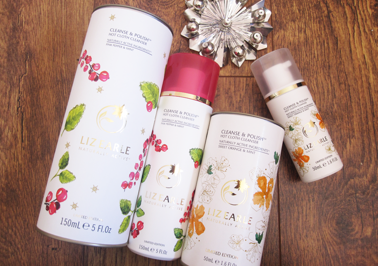 Liz Earle Limited Edition Cleanse & Polish Hot Cloth Cleansers