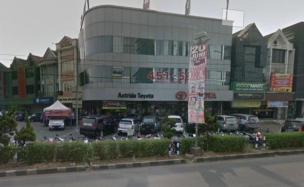 TOYOTA Astrido Boulevard Kelapa Gading , JAKARTA Utara