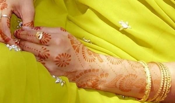 Mehndi Party List : Mehndi design for hands party teachers