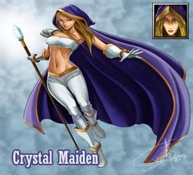 Crystal Maiden Item Build