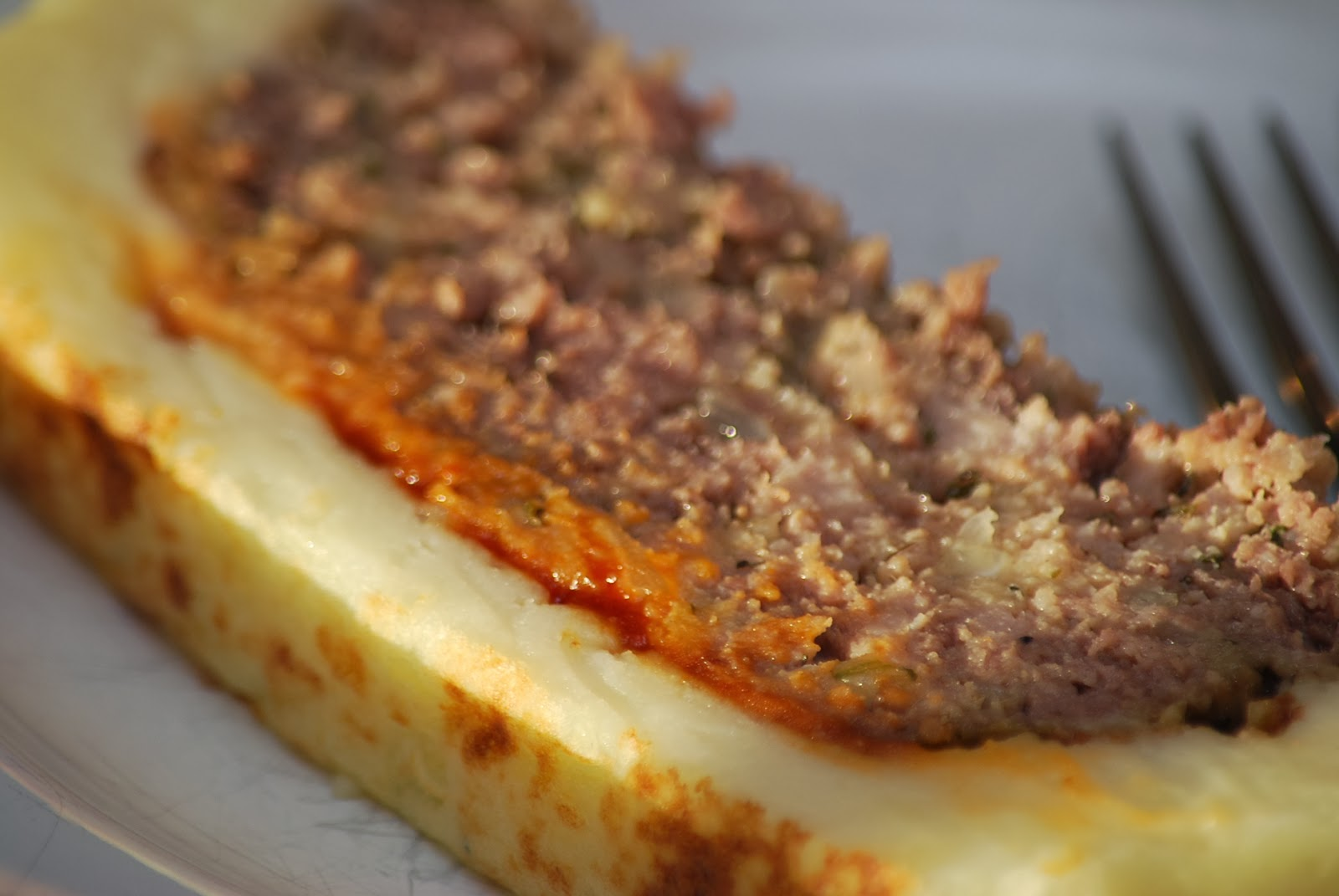 My story in recipes: Frosted Meatloaf