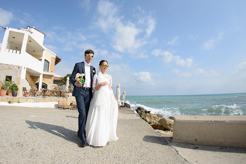 vestuvės Chanijoje Graikijoje