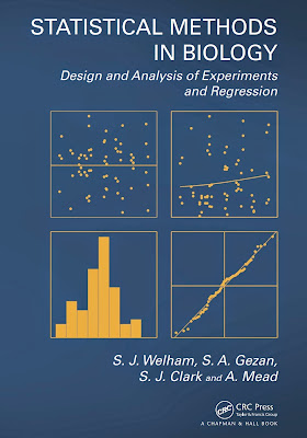 Statistical Methods in Biology: Design and Analysis of Experiments and Regression - Free Ebook Download