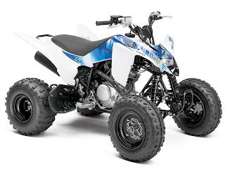 Yamaha pictures 2013 Raptor 125 ATV 3