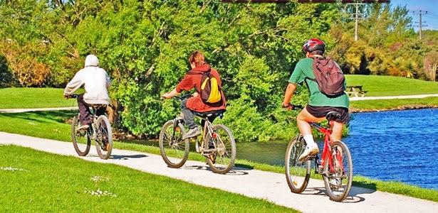 Manfaat Bersepeda untuk Kesehatan