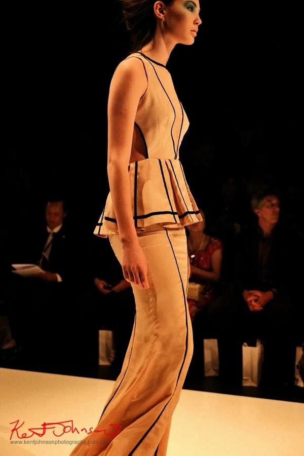 Jingjie Zhang,  New Byzantium : Raffles Graduate Fashion Parade 2013 - Photography by Kent Johnson.