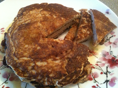 Sia's Cooking Blog: Cinnamon Coconut Flour Pancakes - Dairy Free ...
