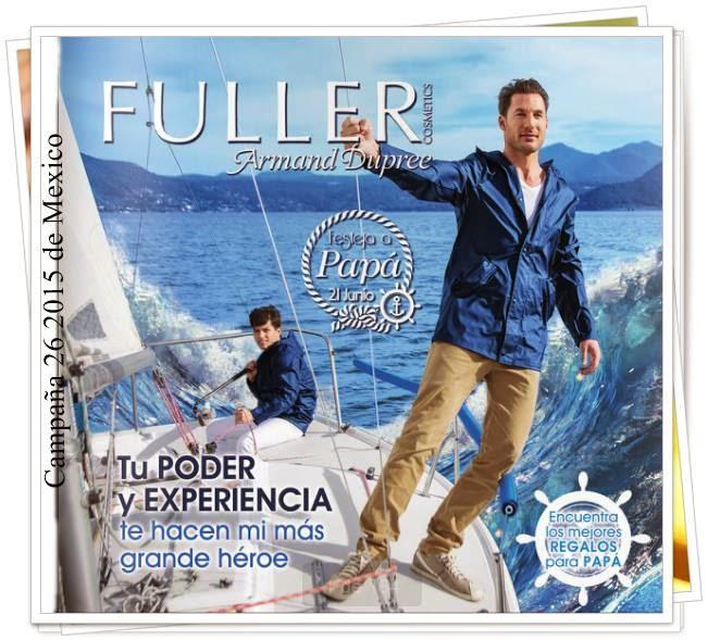 Catalogo de Fuller Campaña 26 2015