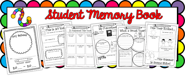 https://www.teacherspayteachers.com/Product/End-of-the-School-Year-Memories-Student-Made-Book-239339